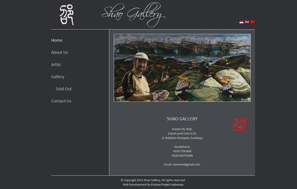 Rasmono Shao Gallery