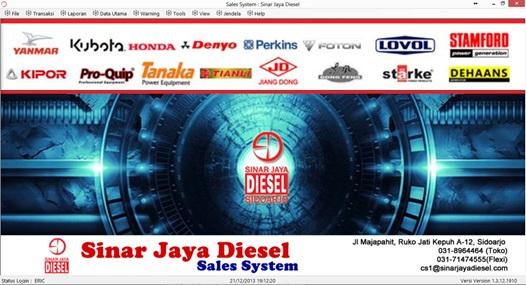 Sinar Jaya Diesel (Sidoarjo)