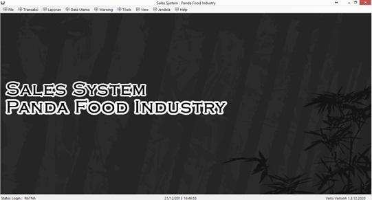 Panda Food Industry (Sidoarjo)