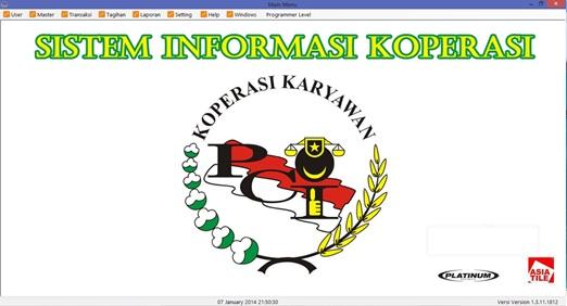 Koperasi Karyawan Platinum Ceramic (KopKar PCI) (Surabaya)