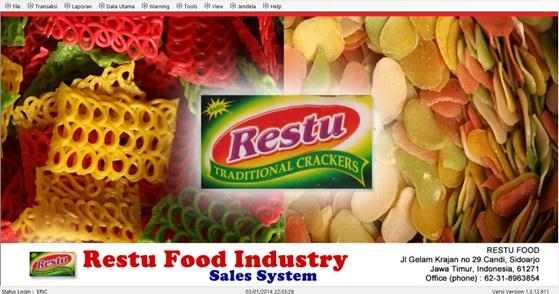 Restu Food Industry (Sidoarjo)