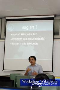 Pengalaman Bersama Tutor Langsung dari Wikipedia Indonesia